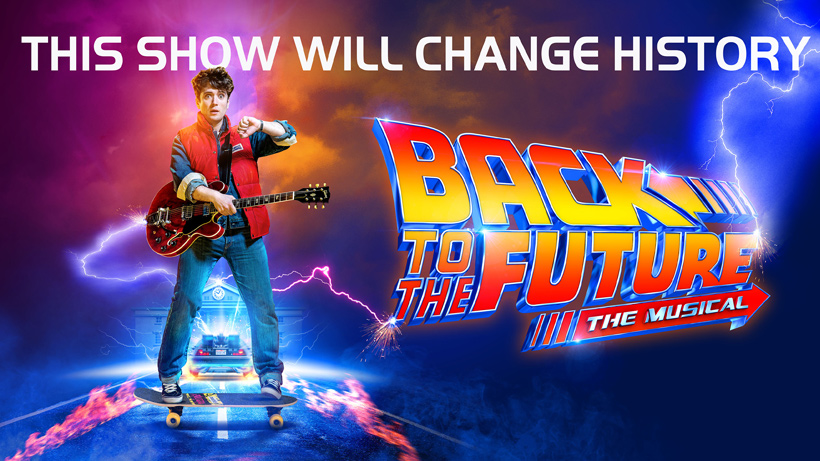 Back To The Future The Musical - Manchester