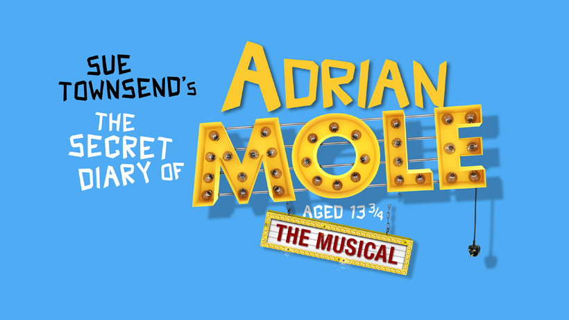 The Secret Diary of Adrian Mole aged 13¾ - The Musical - London