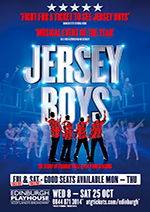 Jersey Boys UK & Ireland Tour