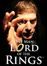One Man Lord of the Rings UK Tour
