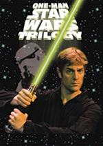 One Man Star Wars Trilogy UK Tour