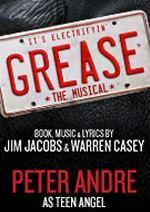 Grease - 2019 UK & Ireland Tour