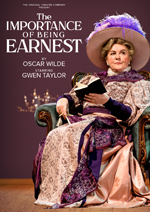THE IMPORTANCE OF BEING EARNEST – UK  Tour